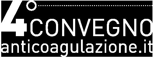 4° CONVEGNO anticoagulazione.it